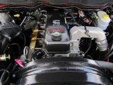 2007 Dodge Ram 3500 SLT Mega Cab 4x4 Dually 5.9 Liter OHV 24-Valve Turbo Diesel Inline 6 Cylinder Engine