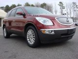2011 Red Jewel Tintcoat Buick Enclave CXL #61833174