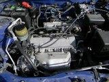 1996 Toyota RAV4 Engines