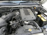 1999 Mitsubishi Montero Sport Engines