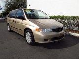 Honda Odyssey 2000 Data, Info and Specs