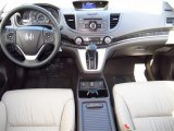 2012 Honda CR-V EX-L 4WD Dashboard