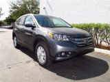 2012 Polished Metal Metallic Honda CR-V EX-L #61833147