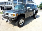 2009 Graphite Metallic Hummer H3  #61833286