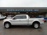 2010 Ingot Silver Metallic Ford F150 FX4 SuperCrew 4x4 #61833282