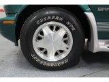 GMC Safari 1999 Wheels and Tires