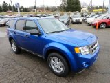 2012 Ford Escape Blue Flame Metallic