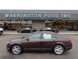 2012 Bordeaux Reserve Metallic Ford Fusion SE #61833266