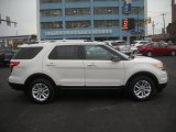2011 White Suede Ford Explorer XLT 4WD #61863419