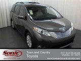 2012 Predawn Gray Mica Toyota Sienna Limited AWD #61868535
