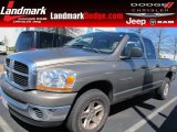 2006 Light Khaki Metallic Dodge Ram 1500 SLT Quad Cab #61868309