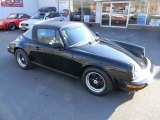 1986 Porsche 911 Black