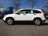 2009 Taffeta White Honda CR-V LX 4WD #61868695