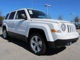 2012 Jeep Patriot Bright White