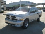 2012 Bright Silver Metallic Dodge Ram 1500 Express Crew Cab 4x4 #61868500