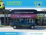 2003 Dark Green Metallic Chevrolet Silverado 1500 LS Extended Cab #61868249