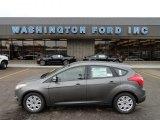 2012 Sterling Grey Metallic Ford Focus SE 5-Door #61868473