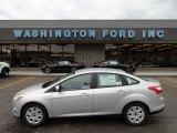 2012 Ingot Silver Metallic Ford Focus SE Sedan #61868472