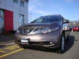 2011 Tinted Bronze Nissan Murano SV AWD #61868466