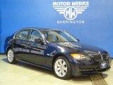 2008 Monaco Blue Metallic BMW 3 Series 335xi Sedan #61868200