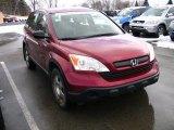 2008 Tango Red Pearl Honda CR-V LX 4WD #61868187