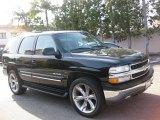 2002 Onyx Black Chevrolet Tahoe LT 4x4 #61908070