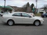 2008 Light Sage Metallic Ford Fusion S #61908648
