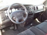2002 Dodge Ram 1500 Sport Regular Cab 4x4 Dashboard