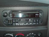 2002 Dodge Ram 1500 Sport Regular Cab 4x4 Audio System