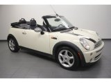 2007 Pepper White Mini Cooper Convertible #61908320