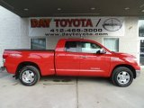 2008 Radiant Red Toyota Tundra SR5 TRD Double Cab 4x4 #61907962