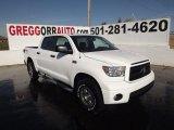 2012 Super White Toyota Tundra TRD Rock Warrior CrewMax 4x4 #61908266