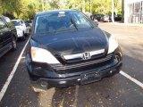 2009 Crystal Black Pearl Honda CR-V EX 4WD #61907895