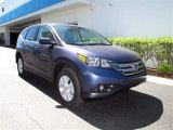 2012 Twilight Blue Metallic Honda CR-V EX #61907892