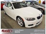 2012 Alpine White BMW 3 Series 335i Coupe #61908215