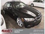 2012 Black Sapphire Metallic BMW 3 Series 335i Convertible #61908213