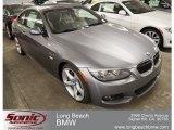 2012 Space Grey Metallic BMW 3 Series 335i Coupe #61908211