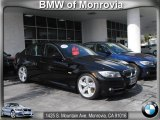 2009 Jet Black BMW 3 Series 335i Sedan #61908184