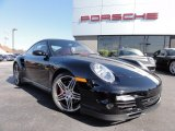 2007 Black Porsche 911 Turbo Coupe #61907856