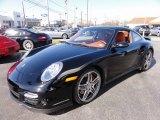 2007 Porsche 911 Black