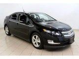 Chevrolet Volt 2012 Data, Info and Specs