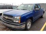 2003 Arrival Blue Metallic Chevrolet Silverado 1500 Extended Cab #61908396