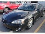 2006 Black Pontiac Grand Prix Sedan #61908395