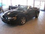 2003 Black Ford Mustang Cobra Convertible #61966889