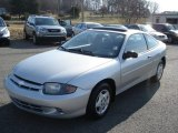 2003 Ultra Silver Metallic Chevrolet Cavalier Coupe #61966508