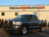 2007 Mineral Gray Metallic Dodge Ram 1500 ST Quad Cab 4x4 #61967223