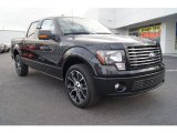 2012 Ford F150 Harley-Davidson SuperCrew Data, Info and Specs