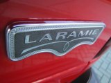2008 Dodge Ram 1500 Laramie Quad Cab Marks and Logos