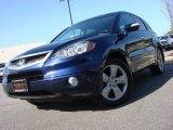 2008 Royal Blue Pearl Acura RDX Technology #61966490