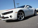 2010 Summit White Chevrolet Camaro LT/RS Coupe #61966488